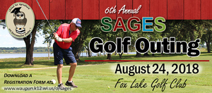 Golf Outing Registration Forms Due August 10
